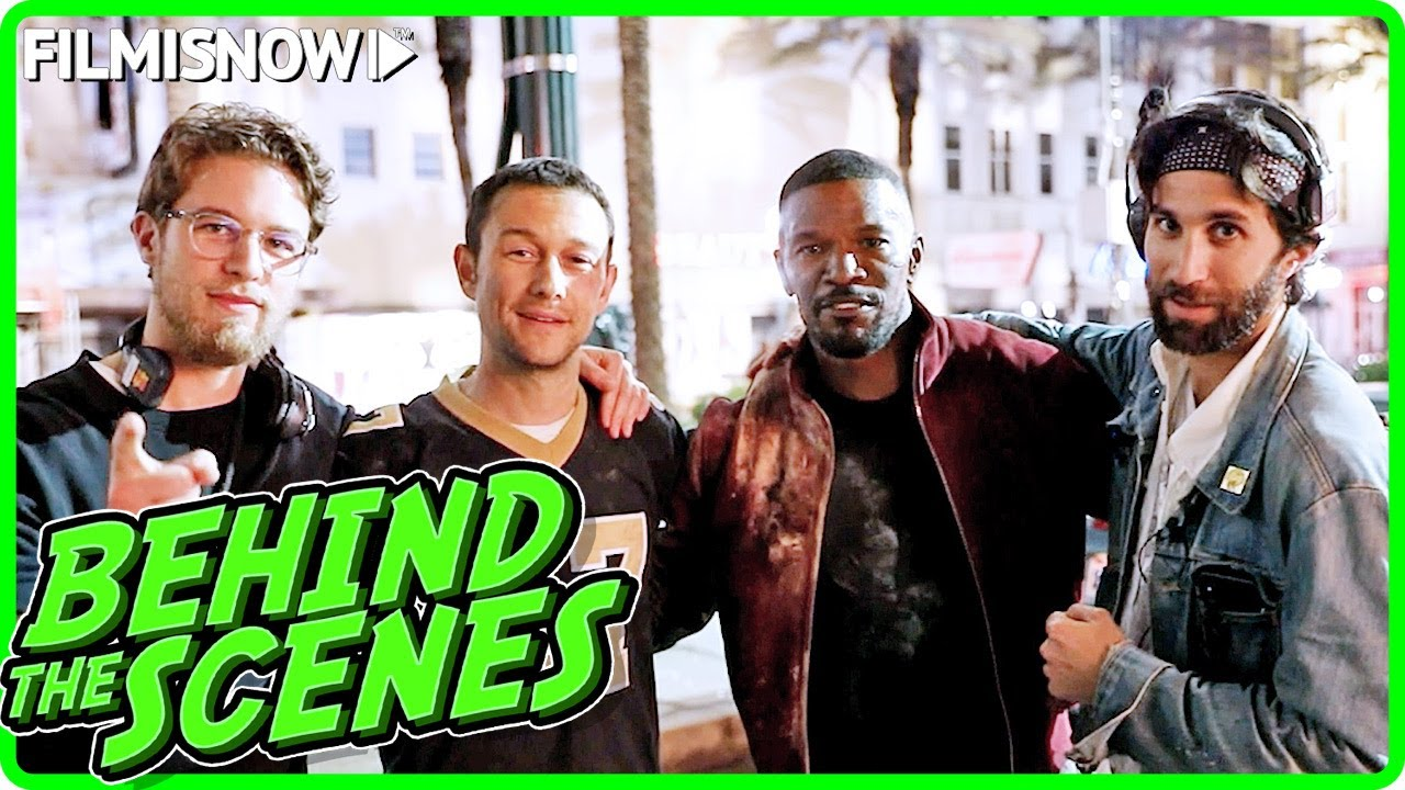 PROJECT POWER (2020) | Behind The Scenes of Jamie Foxx Movie