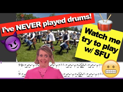 Rhythm Monster's PadLab Will Teach You Any Pipe Band Drum Score!