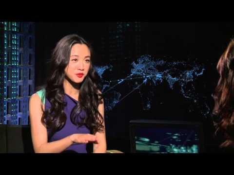 Blackhat: Tang Wei Official Movie Interview
