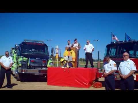 Atoka County Fire Chiefs Assn Bells across America 2013