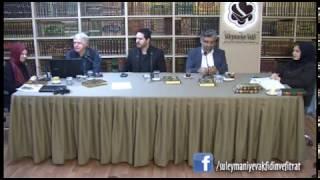 Panel – Kur'ân'da Kadın