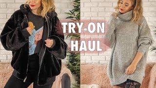TRY-ON HAUL | JESIEŃ 2018