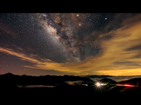 4K UHD Time Lapse - The wonder of Taiwan 台灣風光
