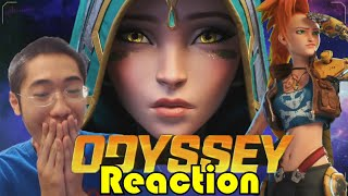 Welcome Aboard Odyssey-League of Legends Reaction-Who is this?