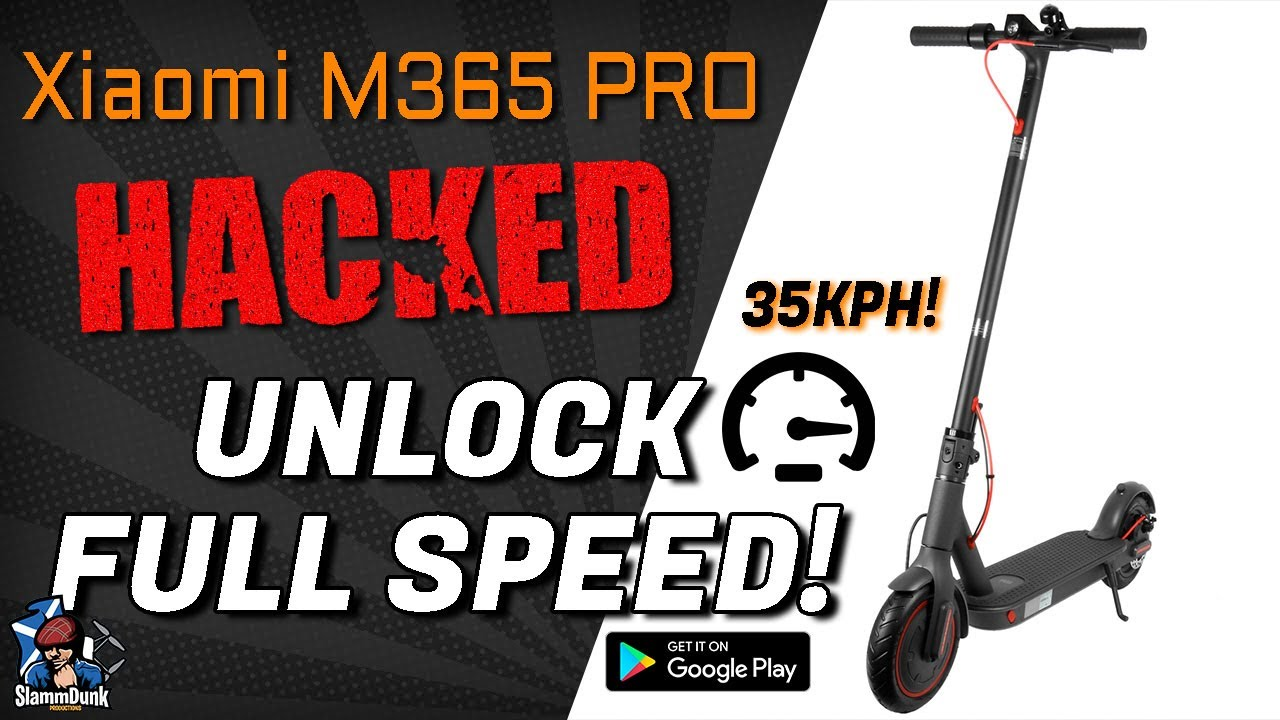 How to UNLOCK SPEED RESTRICTION Xiaomi M365 Pro STEP-BY-STEP Guide