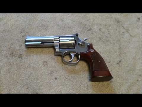 Smith & Wesson Model 686 357 Magnum Revolver