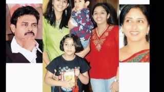 Venkatesh Family Daughter Unseen Pics