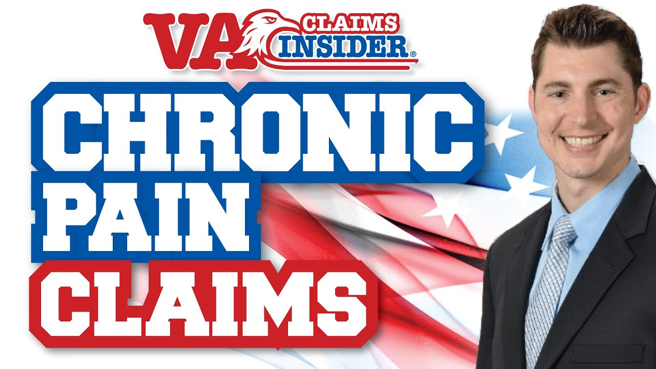 How to File a VA Claim for Chronic Pain