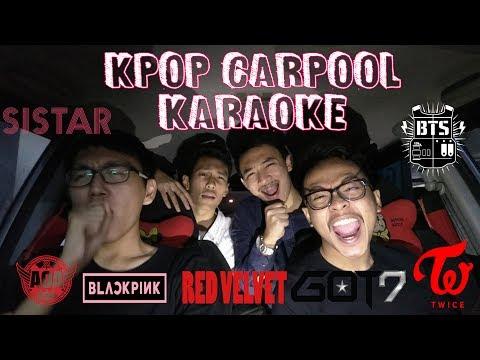 FUNNY FANBOYS KPOP CARPOOL KARAOKE!! ( SAAT FANBOY BERKUMPUL 1 MOBIL  )
