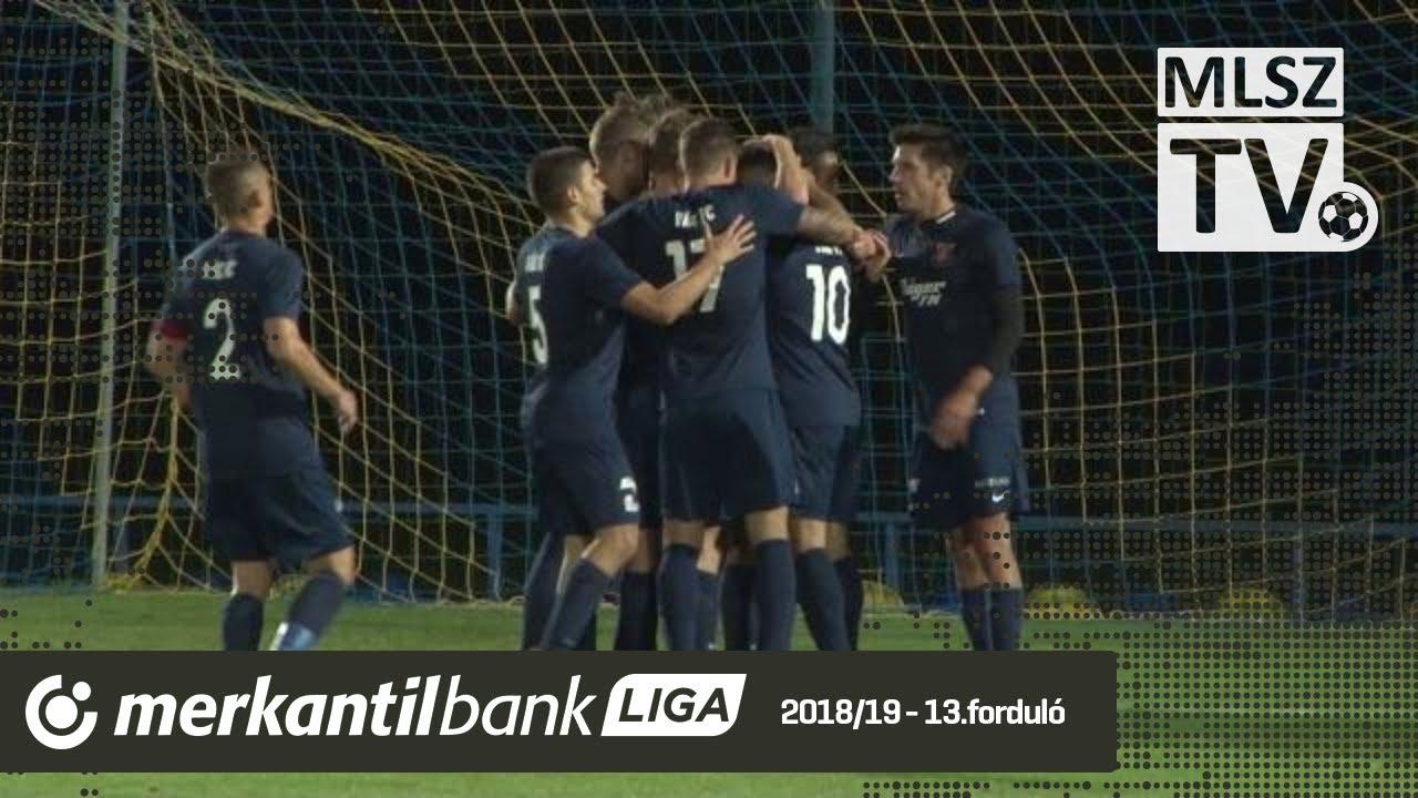 Aqvital FC Csákvár - Vác FC | 2-2 (0-0) | Merkantil Bank Liga NB II.| 13. forduló |