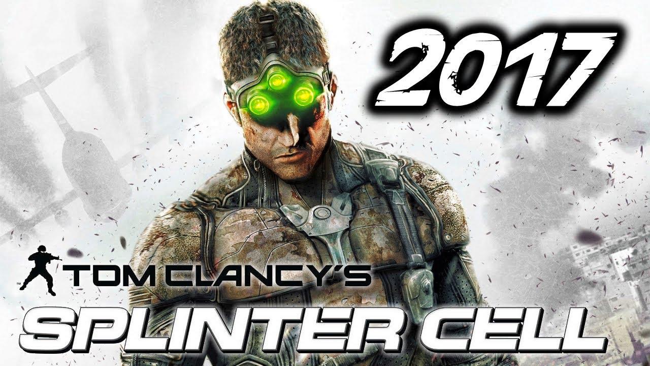 Splinter Cell 2017 at E3 - YouTube