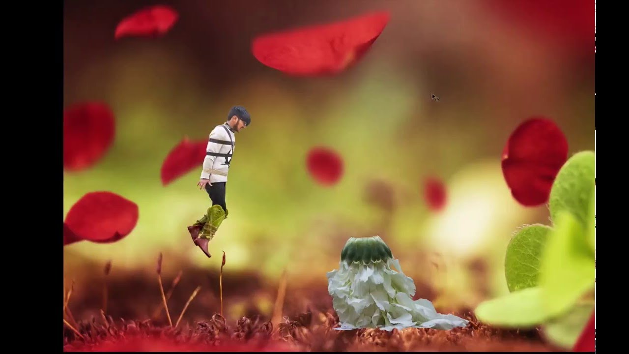 Miniature Photograph Speed Composite YouTube