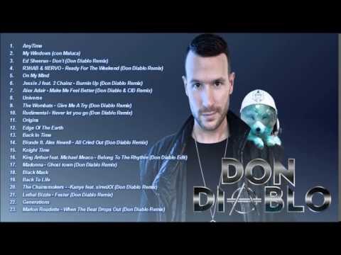 Best Songs Don Diablo (Future House, EDM)