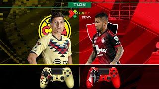 🔴EN VIVO: eLigaMX | América vs Atlas | Clausura 2020 - Jornada 6 | TUDN