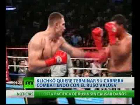 Vitali Klichkó se retirará del boxeo profesional este año
