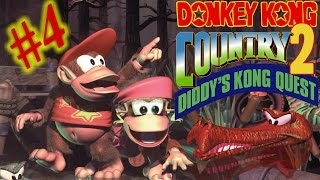 Donkey Kong Country 2: Episode 4: Kiss From A Rose