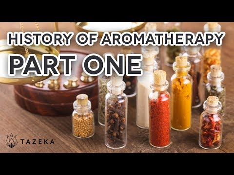 Thousands of Years of Essential Oils