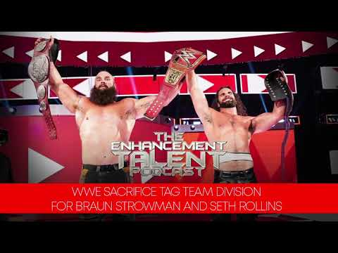 WWE SACRIFICE Tag Team Division for Seth Rollins & Braun Strowman - WWE Raw Full Show Review 08 19