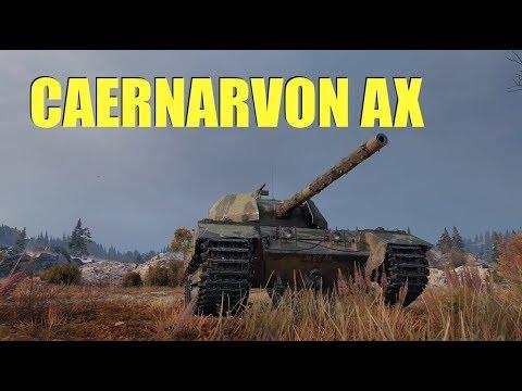 WOT - Caernarvon AX - Is It Worth It? |...