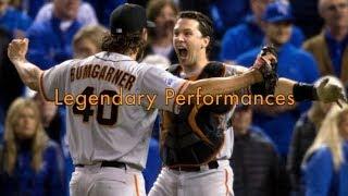 MLB: Badass Performances (Pitching)