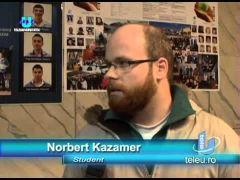 TeleU: Studentii UPT la IP ISTIAS