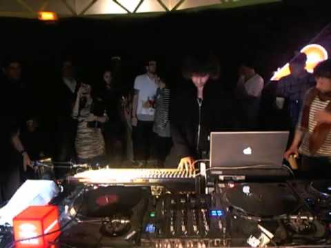 Boiler Room x RBMA Madrid - Mathew Jonson 30 min DJ Set
