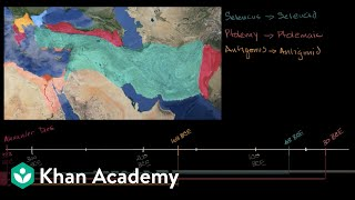 Diadochi and the Hellenistic Period | World History | Khan Academy