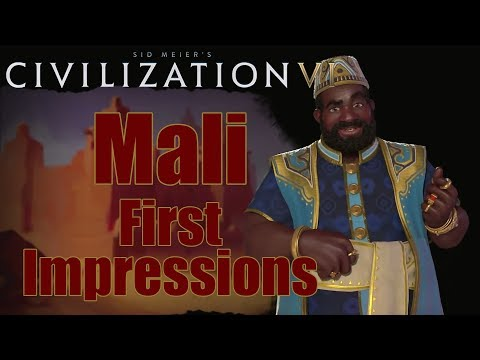 Civilization 6: First Impressions - Mali Civilization