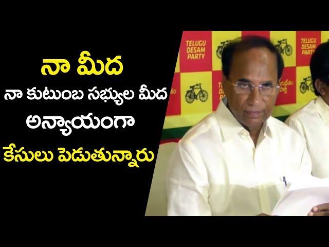 Kodela becomes a huge headache for chandrababu-telugu politics today-08/17