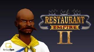 Oyundayız 30: Restaurant Empire 2 [Kanaat Lokantası Roma Şubesi] Türkçe