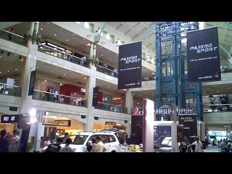 Java Jakarta Plaza Senayan shopping mall