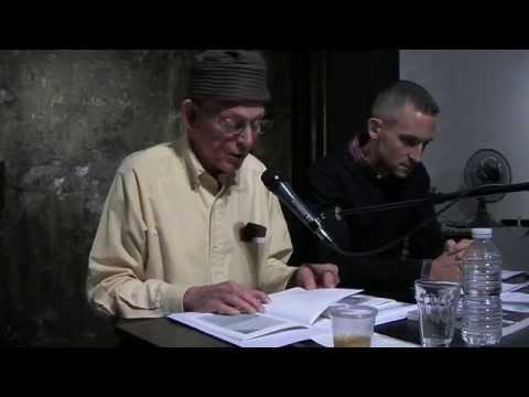 2014.7.9 Bill Berkson, galerie éof, Paris