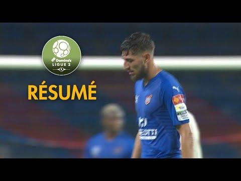 AS Béziers - FC Metz ( 1-3 ) - Résumé - (ASB - FCM) / 2018-19