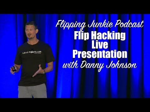 My Flip Hacking Live Presentation: Flipping Junkie Podcast (episode 105)