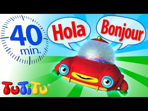 Aprendizaje TuTiTu   Francés para bebés y niños   Español a francés