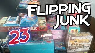 Flipping Junk - 23 - More Stuff From Goodwill to Sell on eBay and Amazon