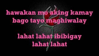 Huling Sayaw (acoustic) by  Kamikazee ft Kyla with lyrics