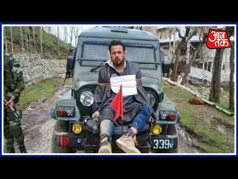Khabardaar: Assaulting CRPF Jawan, Tying Local Youth To Army Jeep
