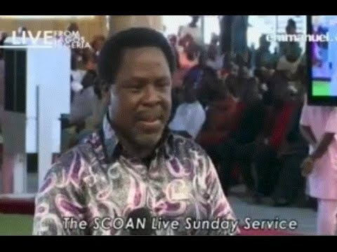 Download SCOAN 19/06/16: The Full Live Sunday Service with TB Joshua At The Altar. Emmanuel TV
