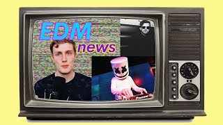EDM News RL Grime and Graves collab, Dillon Francis TV show update, EDC stage caught on fi ...