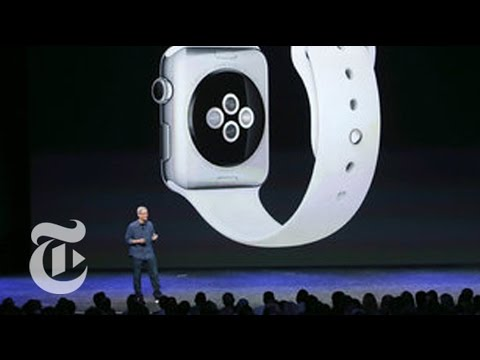 The Future of Haptic Touch Beyond Apple Watch | WWDC 2015 | The New York Times