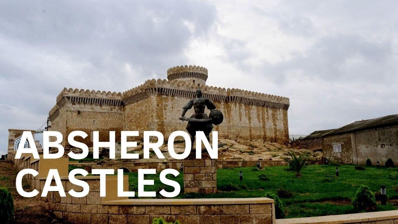 Ramana Castle Baku Destimap Destinations On Map
