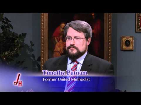 Journey Home - 2014-03-24 - Former United Methodist - Marcus Grodi with Timothy Putnam