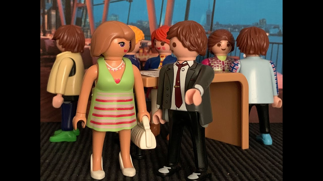 SPEED DATING Playmobil Comedy