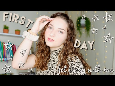 First Day Of School Grwm // {college Sophomore} ✩