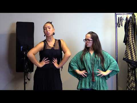Local Maddahs Goes to fashion week as a Manaola model? - YouTube