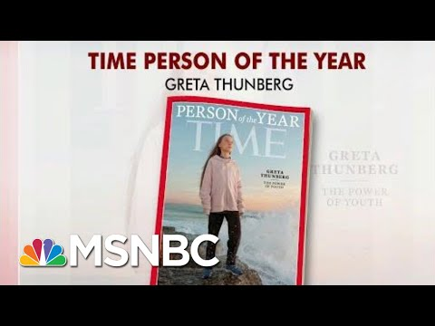 Trump Mocks Time's Person Of The Year On Twitter | Morning Joe | MSNBC