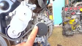 les composants du moteur 207 1.6 HDI - مكونات محرك 207 1.6 هدي (sous titre en français)