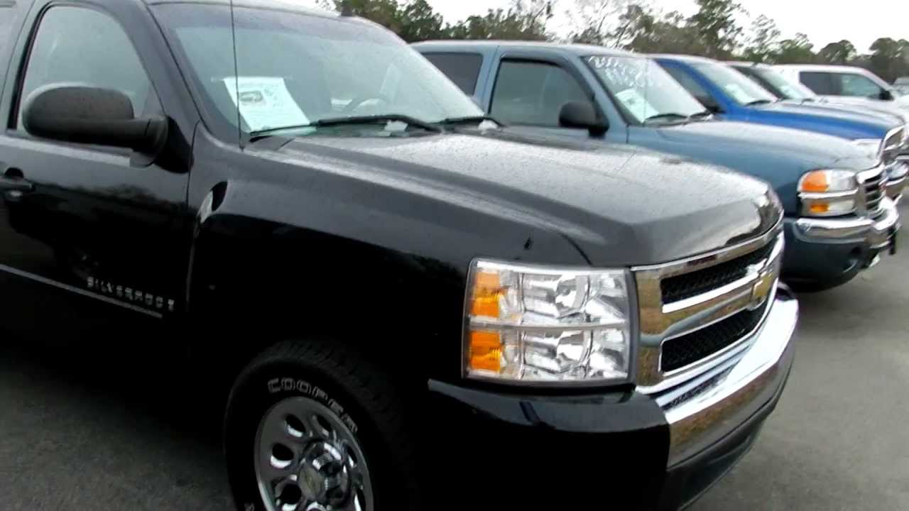 2007 Chevrolet Silverado 1500 Review Ls For Sale