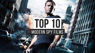 Top 10 Modern Spy Films